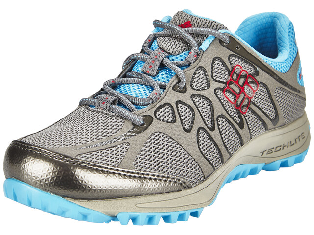 Columbia Conspiracy Titanium - Chaussures Femme - Outdry gris/turquoise